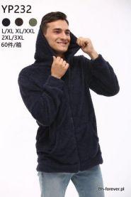 KURTKA MĘSKA ZIMOWA (L/XL-2XL/3XL) YP232