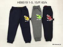 SPODNIE DRESOWE CHŁOPIĘCE (1-5) HB8519