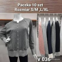 SWETER DAMSKI (S/M-L/XL) EC-036
