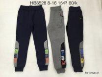 SPODNIE DRESOWE CHŁOPIĘCE (8-16) HB8528
