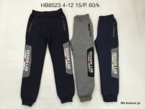 SPODNIE DRESOWE CHŁOPIĘCE (4-12) HB8523