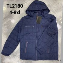 KURTKA MĘSKA (4XL-8XL) TL2180