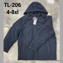 KURTKA MĘSKA (4XL-8XL) TL-206