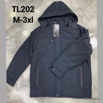 KURTKA MĘSKA (M-3XL) TL202