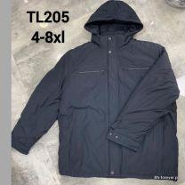 KURTKA MĘSKA (4XL-8XL) TL205
