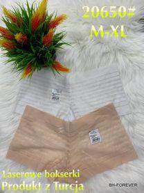 BOKSERKI DAMSKIE  (M-XL) D20650-1