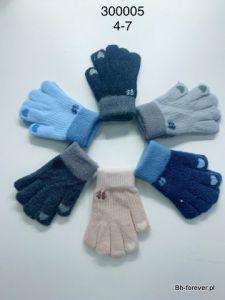 Rękawiczki CHŁOPIĘCA (4-7) 300005